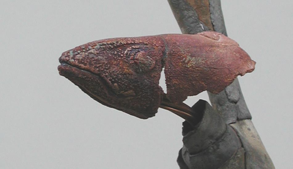 Kroeseboom (detail)
